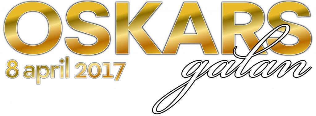 Loggan för Oskarsgalan 2017.