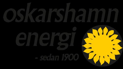Logga för Oskarshamn energi