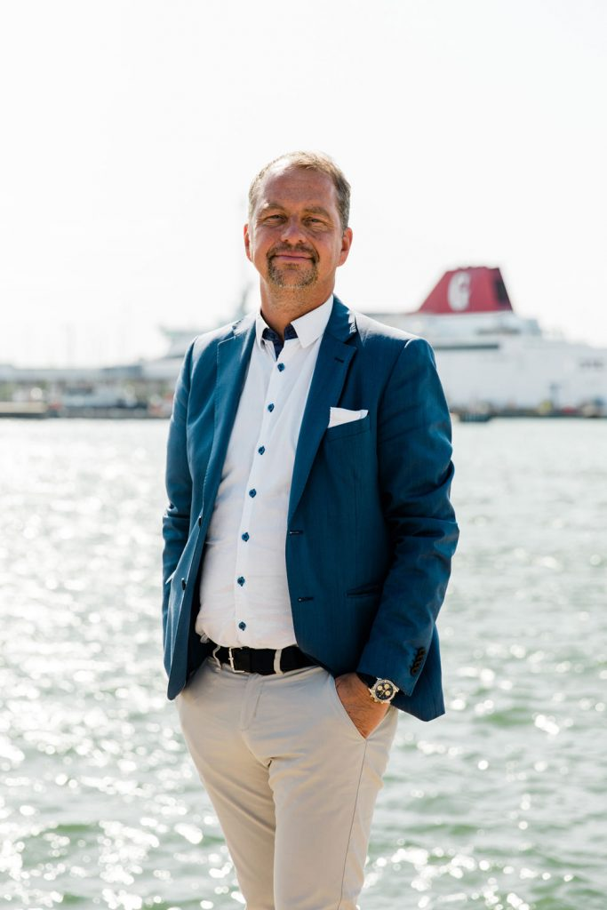 Adam Jacobsson marknadschef på Destination Gotland